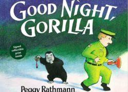 Goodnight Gorilla, By: Peggy Rathmann