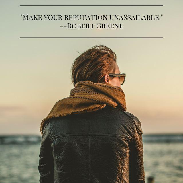 Make Your Reputation
