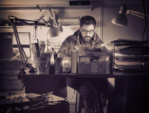 Writer Austin Kleon Does His Shortest Interview Ever