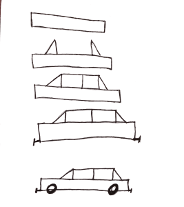 How To Draw A Super Simple Car