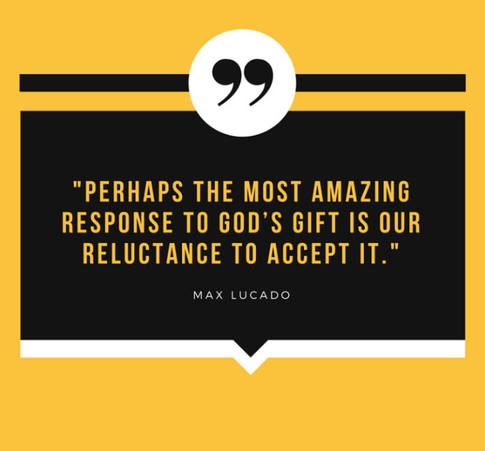 Perhaps The Most Amazing Response To God's Gift