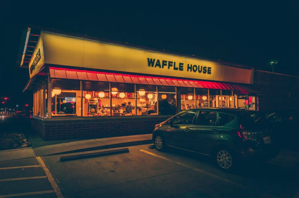 Waffle House, Lubbock Texas
