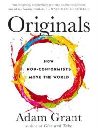 Originals, By: Adam Grant