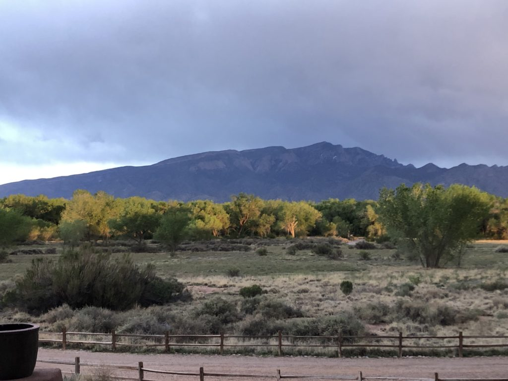 New Mexico, Spring 2019