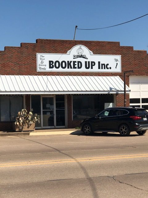 Booked Up – Archer City, TX