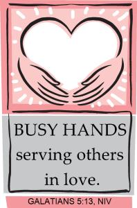 Busy Hands @ Sterling United Methodist Church