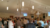 Sterling UMC's New Sunday Experience Has a Successful Inaugural Sunday