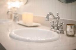 Master Bath After - Sink
