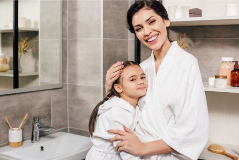 Consider Involving Your Child in the Planning of a Bathroom Remodel