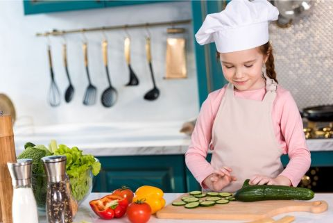 Consider Kitchen Remodeling to Create a Fun Cooking Space for Kids