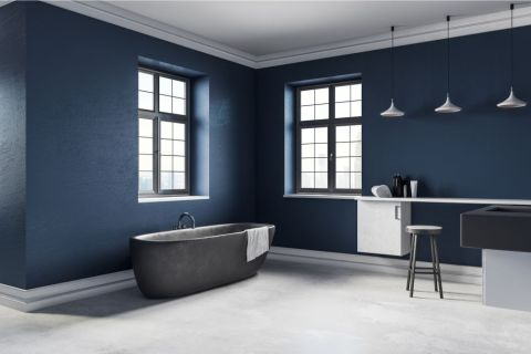 How to Pick Trendy Colors for Your Bathroom Remodel in Atlanta, GA