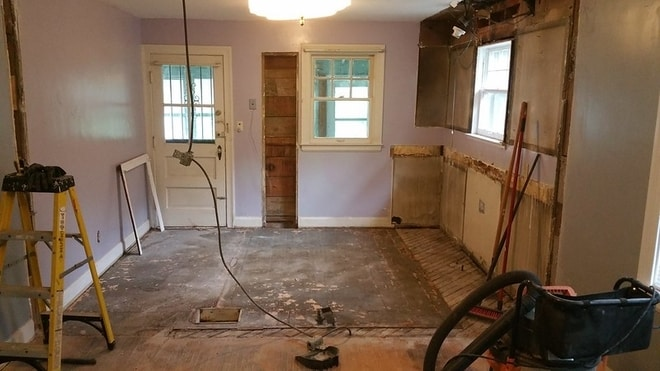 bathroom & kitchen renovation projects