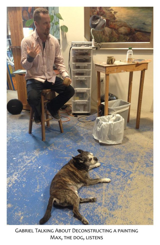 Gabriel Lipper & Dog Max Deconstructing