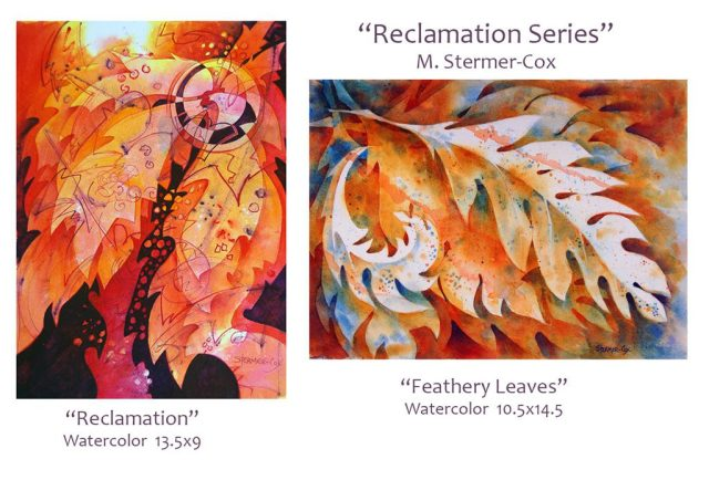 What Inspires: Reclamation Series