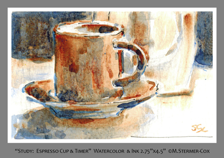 Learning: Espresso Cup & Timer Study