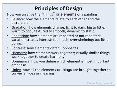 Simplify: Design Principles