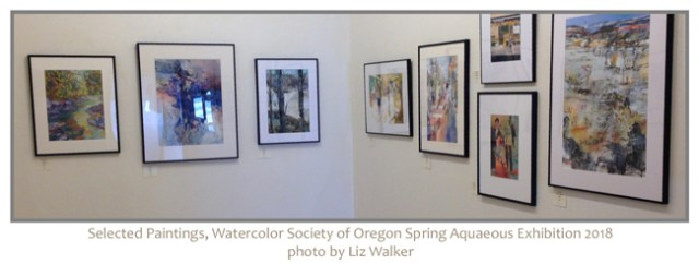 Carlton. Paintings from WSO Spring Exhibition