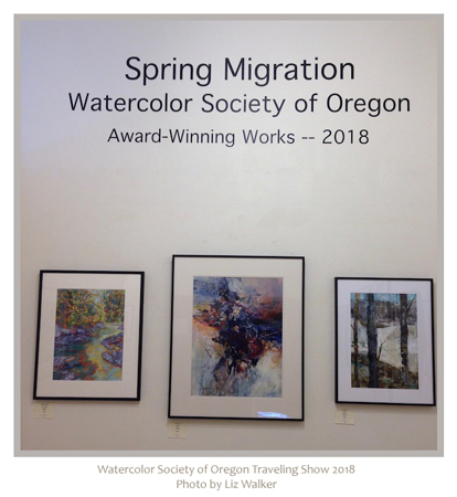 WSO 2018 Traveling Exhibition