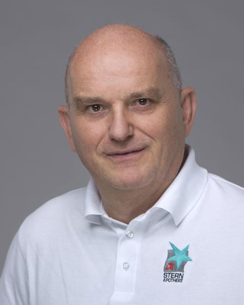 Hans Wilhelm   Fachapotheker Allgemeinpharmazie und Heilpraktiker