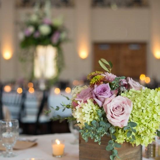centerpieces, wedding flowers