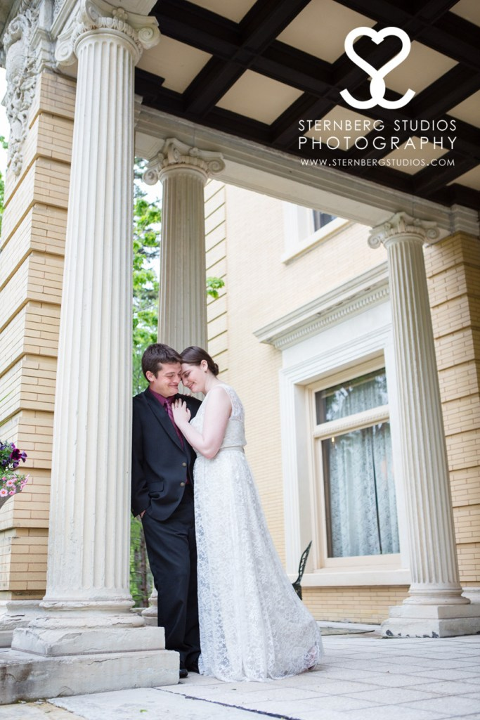 elopement, duluth, mn, b&b, bed and breakfast, the cotton mansion, duluth cotton mansion, michelle sternberg