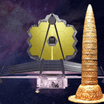 Quelle: NASA (James Webb Space Telescope) / Andreas Praefcke (Goldhut)