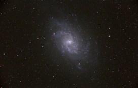 Galaxie Messier 33