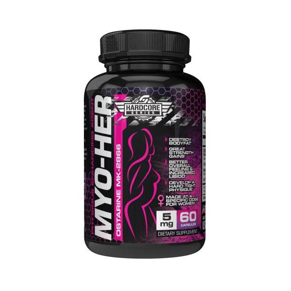 Ostarine MK-2866 For Women