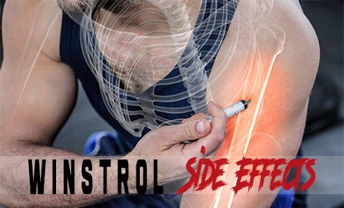 effects of Winstrol cycle on body