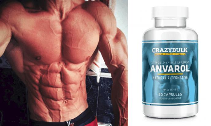 Legal Anvarol steroids
