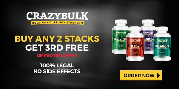 crazy bulk steroids cycle