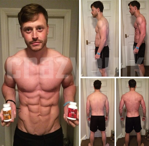 Anadrol Cycle Results