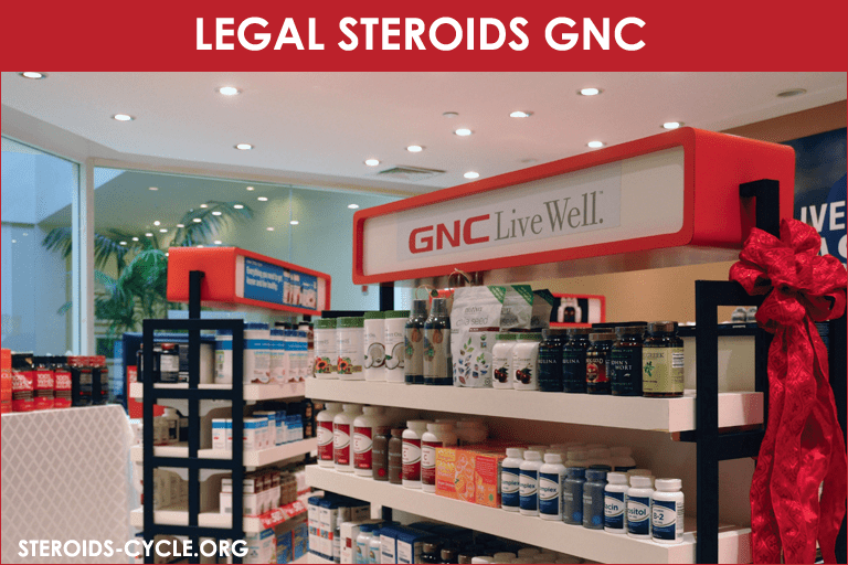 Legal Steroids GNC – Can You Really Buy Them via GNC in 2020