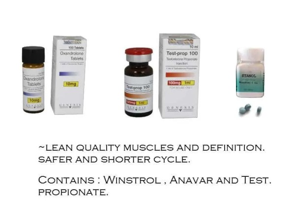 Steroid Cycle To Build Quality Muscles And Definition ...