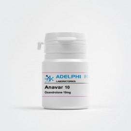 Buy Anavar 10MG by ADELPHI RESEARCH LABORATORIE
