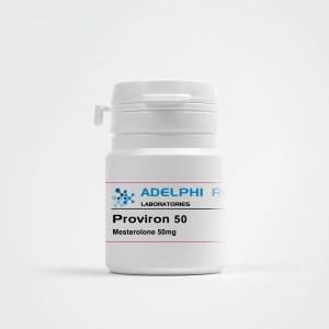 Buy PROVIRON 50 by ADELPHI RESEARCH LABORATORIES