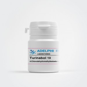Buy TURINABOL 10MG by ADELPHI RESEARCH LABORATORIES
