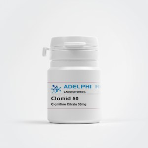 Buy CLOMID 50 by ADELPHI RESEARCH LABORATORIES