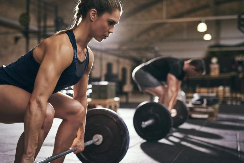 workouts for female muscle growth