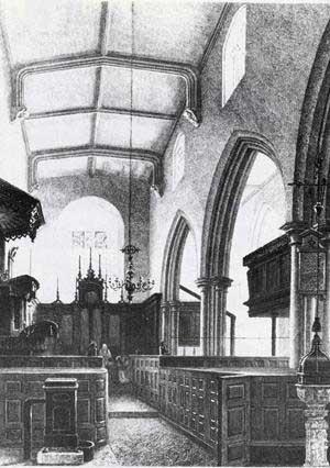 Our Story - St Ethelburga's