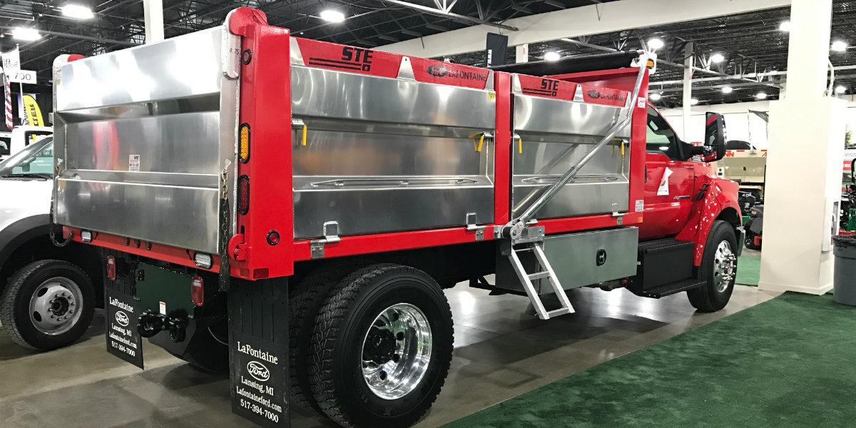 Dump Truck Bodies For Work Trucks Ste Truck Equipment