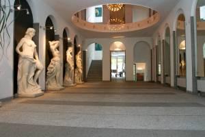 Wolfgang Fischenich, Bonn, Eingang zur Steuerkanzlei