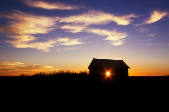 Barn w Sunset web