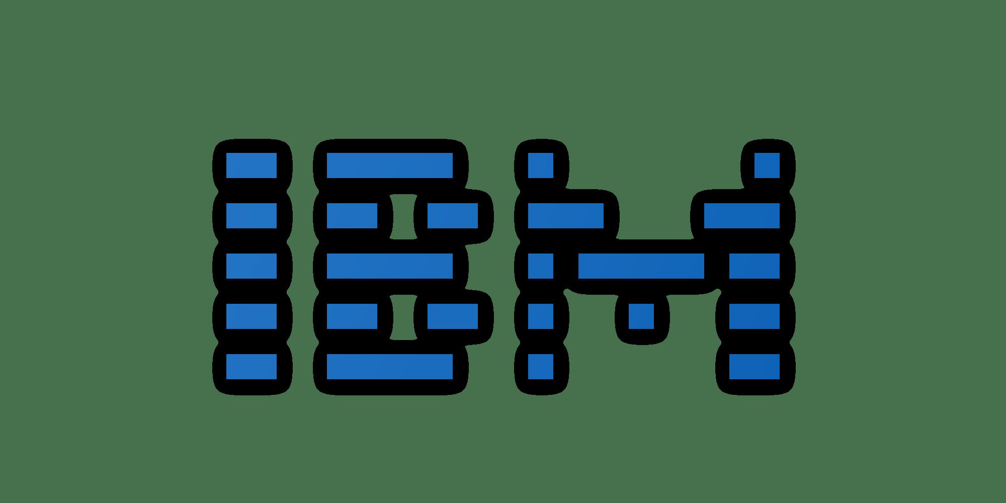 Tech Logos In Chicago Font Steve Lovelace