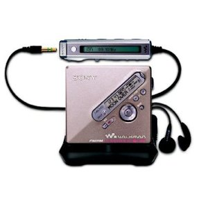 Mini Disc Recorder!