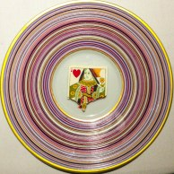 """A line from an Eagles song, """"Queen of Hearts is always your best bet."""" yum How good is the plate?"""