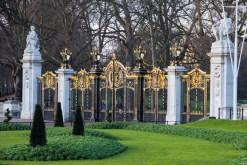 Palace Gates to Green Garden