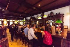 The Long Bar - Raffles