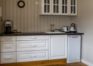 Kitchen at Seydisfjordur