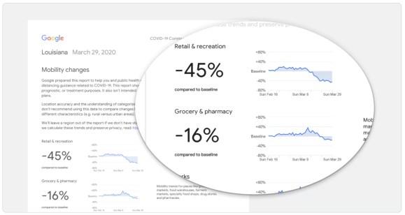 Google COVID-19 Mobility Report
